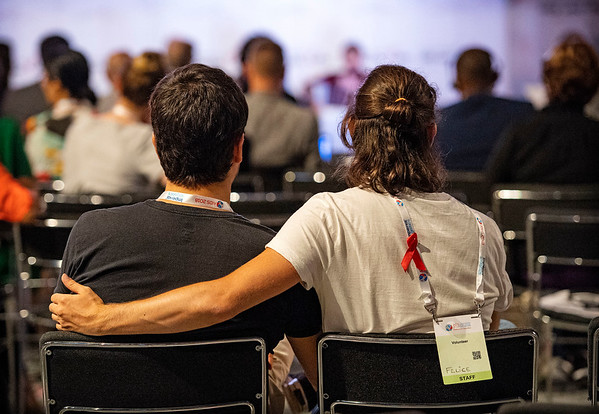 AIDS 2018: Sunday July 22